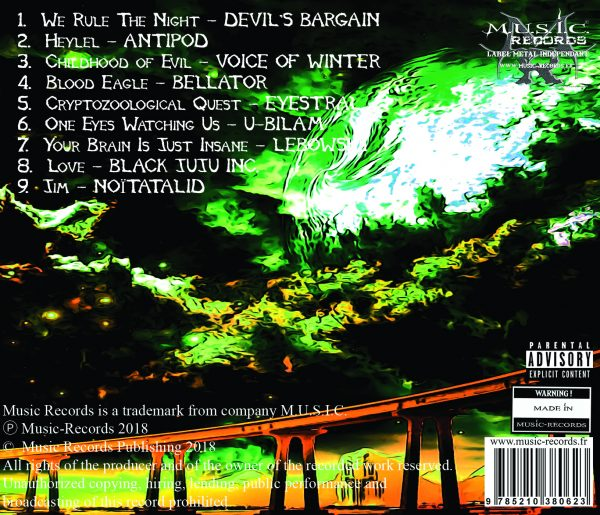 Compendium 2 Osmium Tracklist