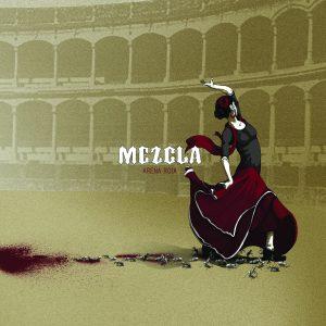 Mezcla Arena Roja