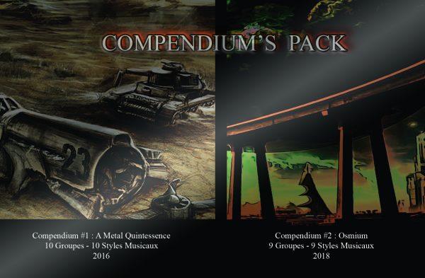 Pack Compendium 1 2