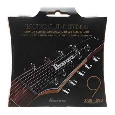 ibanez-jeu-de-cordes-guitare-electrique-9-cordes 9-90