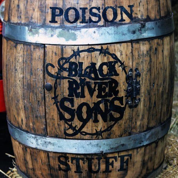 Black River Sons Poison Stuff Rock Metal Market