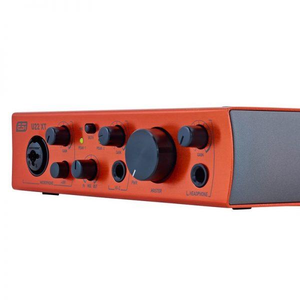esi-interface-audio-usb-u22-xt