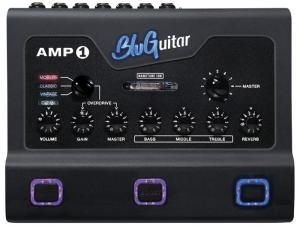 AMPLI BLUGUITAR AMP1 IRIDIUM EDITION NR Rock Metal Market
