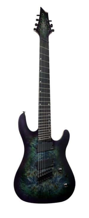 CORT KX500FF 7 CORDES rock metal market