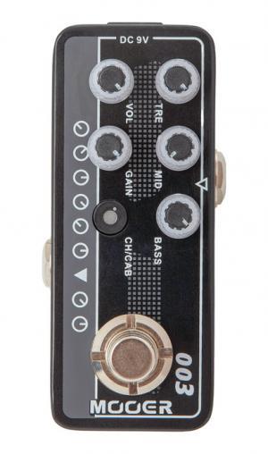 PEDALE MOOER 003 POWER-ZONE Rock Metal Market
