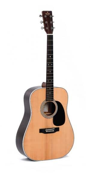 SIGMA SERIE 1 DT-1STE+ rock metal market guitare acoustique