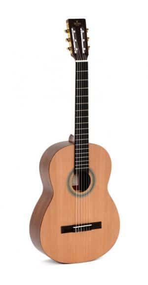 SIGMA SERIE CLASSIC CM-ST+ guitare acoustique rock metal market
