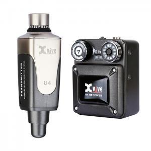 SYSTÈME HF IN-EAR MONITOR X-VIVE U4 ear monitor rock metal market