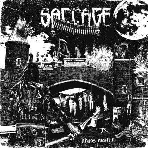 SACCAGE Khaos Mortem Music Records rock metal market