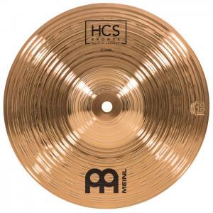 SPLASH MEINL HCS BRONZE 10 rock metal market music records