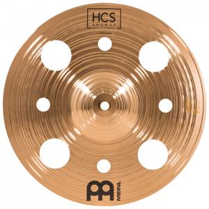 SPLASH MEINL HCS BRONZE 12 TRASH rock metal market music records