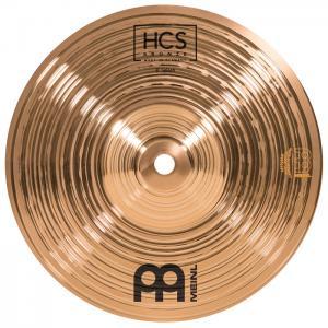 SPLASH MEINL HCS BRONZE 8 rock metal market music records