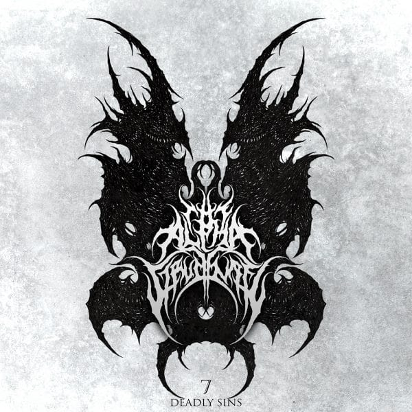 The Alphe Structure 7 Deadly Sins Music-Records Rock Metal Market
