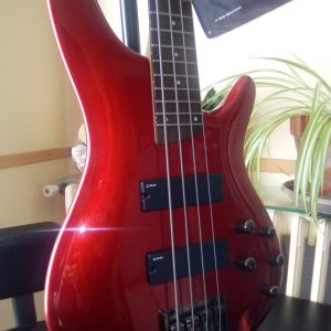 Ibanez basse SR300 rock metal market music records