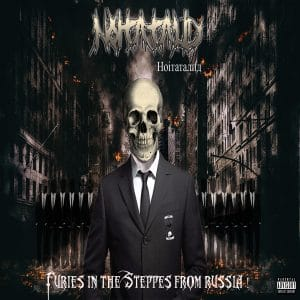 NOITATALID Furies in the Steppes from Russia Music-Records Rock Metal Market