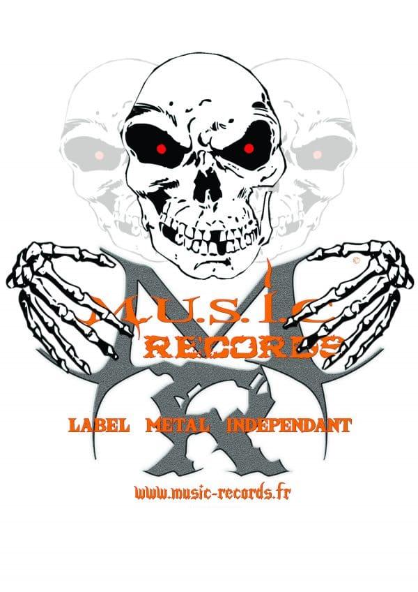T-shirt Music-Records rock-metal-market-music-records